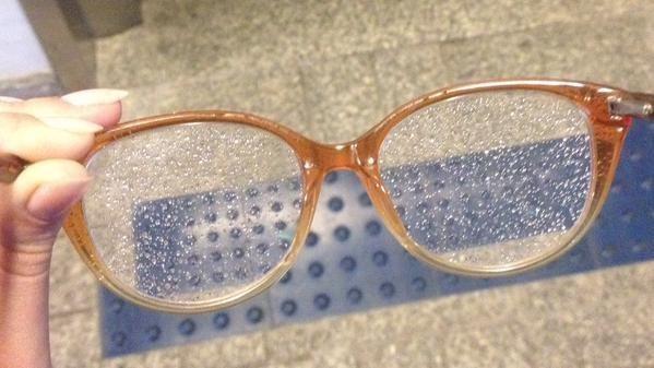 óculos melados