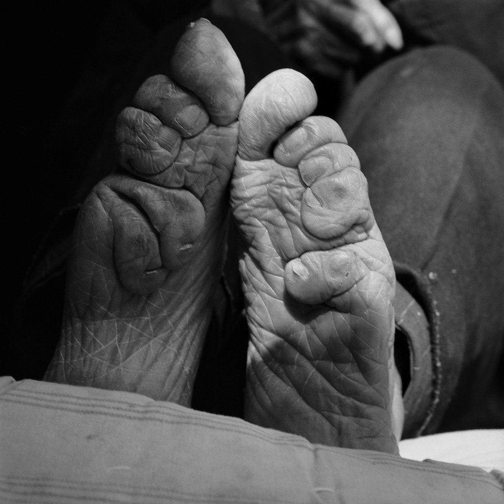 """The practice of binding feet was not only considered beautiful, it was considered necessary in order to get married and to have a better life."""