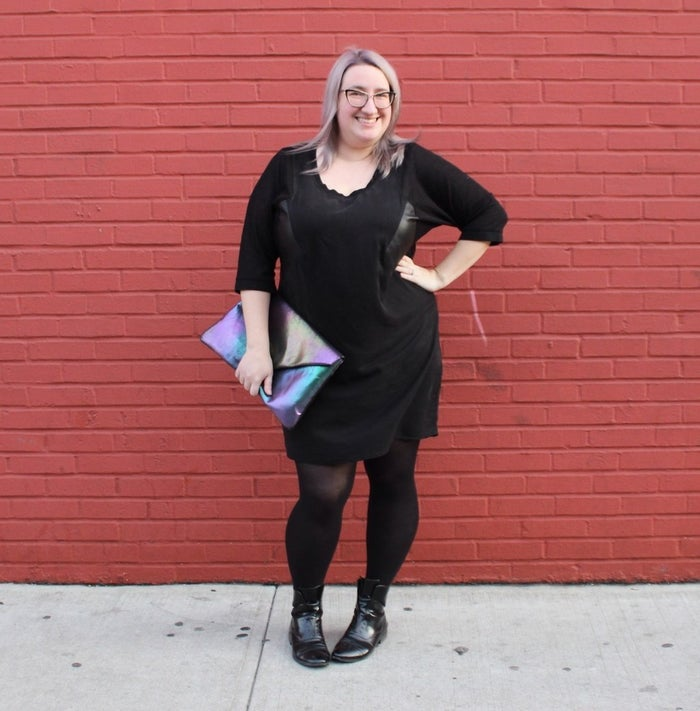 On her blog Curvily, Sarah writes about embracing your shape, shopping on budget, the latest developments in plus-size brands, and her own totally droolworthy fashion finds.