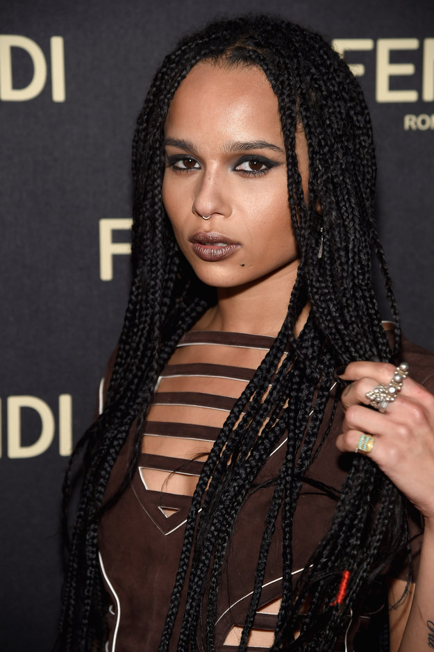 27 Reasons Why Zoë Kravitz Is A Legend In The Making