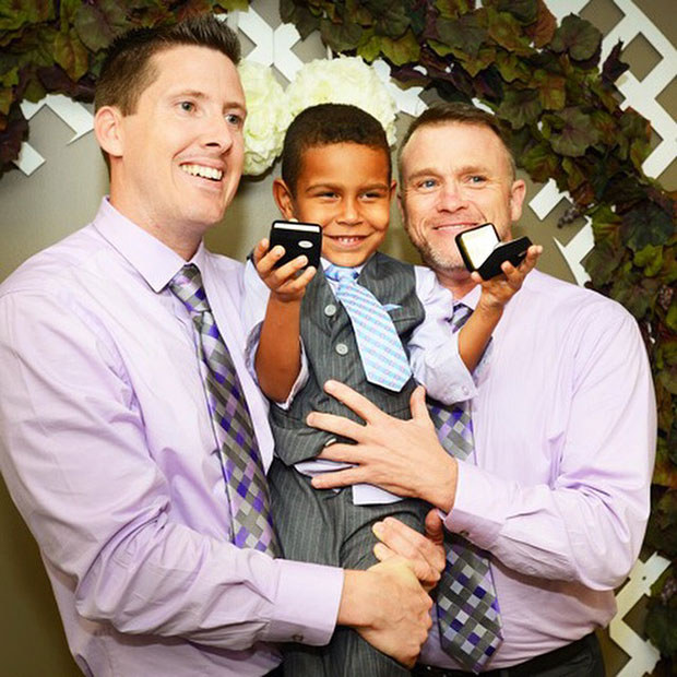 Legal Reasons To Get Married: These Beautiful Families Are Celebrating Double The Dads