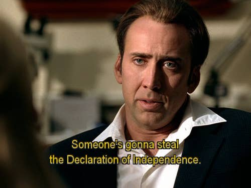 when does national treasure 3 come out