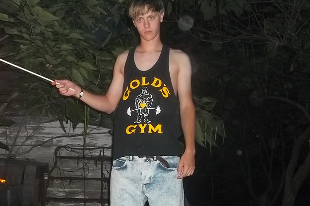 golds gym dylann roof 2 26717 1434917593 3_dblbig gold's gym is being harassed on twitter over photos of the