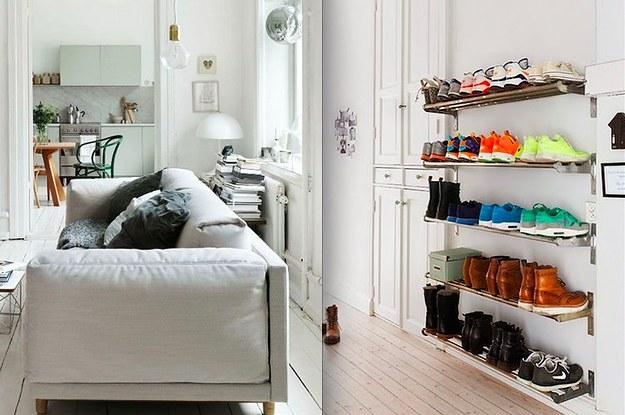 21 formas baratas de transformar sua casa em um para so for Casa minimalista barata