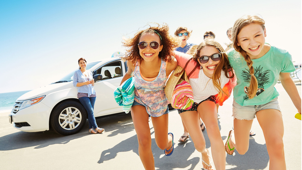 New Shuddle App Lets Kids Call A Car Themselves