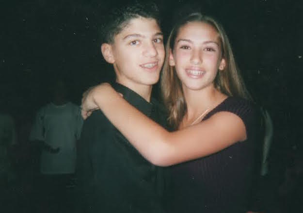 Couple dating since 5th grade