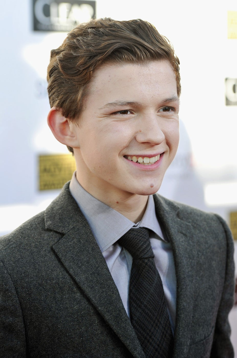 The New Spider-Man Will Be British Actor Tom Holland