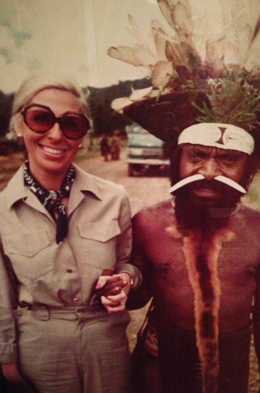 Betty Rosen / New Guinea / 1971