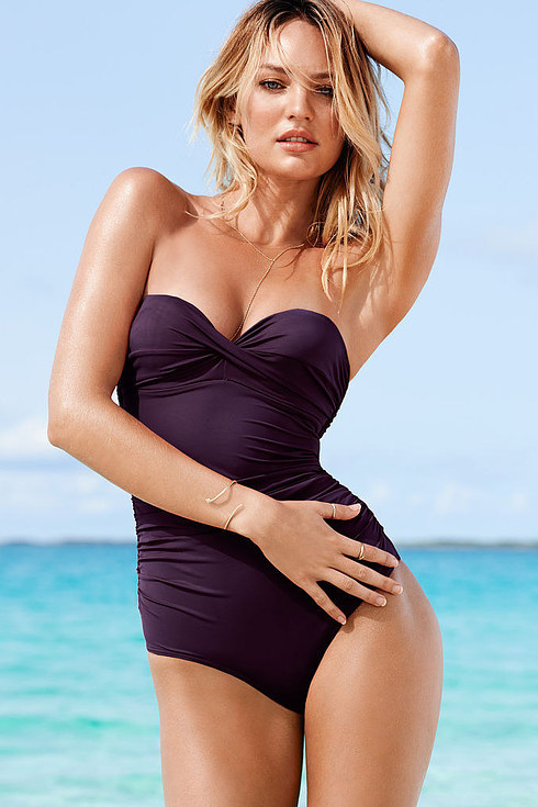 We Tried On Victoria's Secret Bathing Suits And This Is ... - photo #12