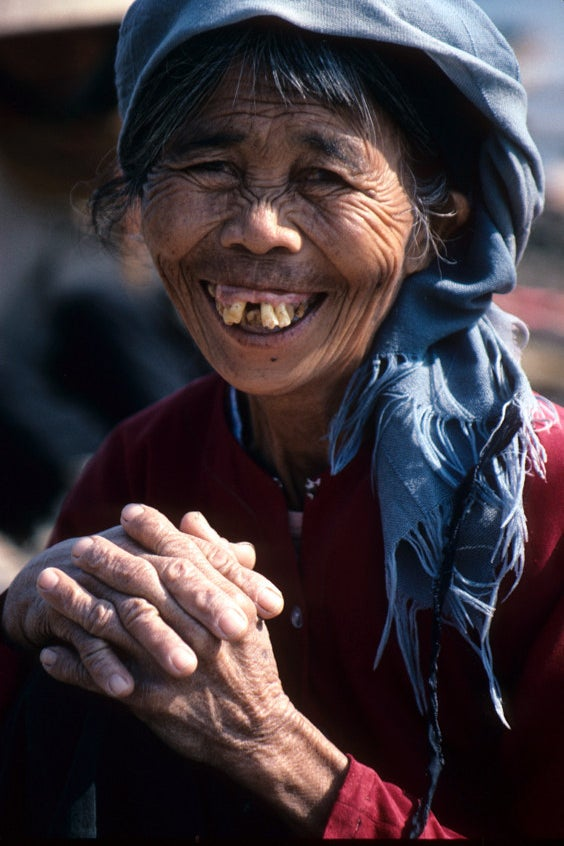 36 Year Old Woman / Tamcoc, Vietnam / 2008