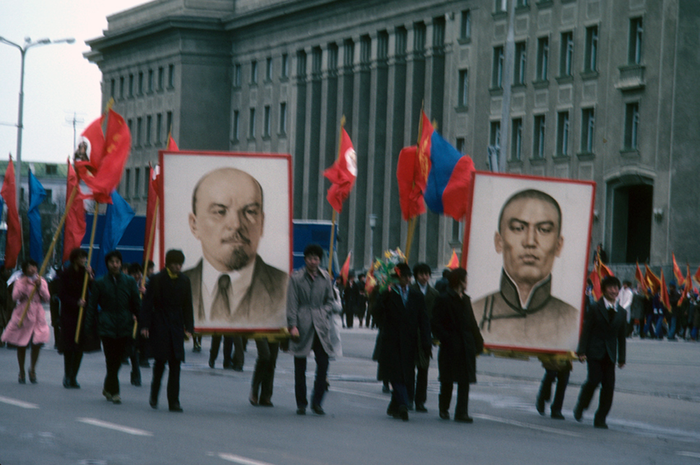 Photo: May Day Parade / Ulan Bator, Mongolia / 1989 If there's one thing I've learned from 29 years of Betty Rosen's stories and photographs, it's this:Travel is the key to open-mindedness.Humans are driven by observation. Our beliefs, morals, and actions are based around the data we collect during our existence, yet only a few of us seek experiences from cultures outside of our own. I asked Grandma to share a few of her stories for this article. My hope is that her travels can encourage even a few people to expand their horizons and visit a world beyond their own backyard.
