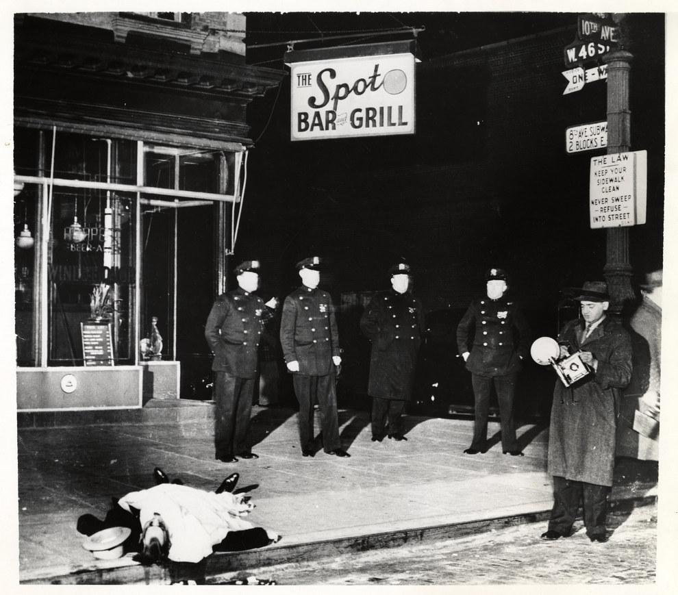 Famous criminal/forensic photographers!?