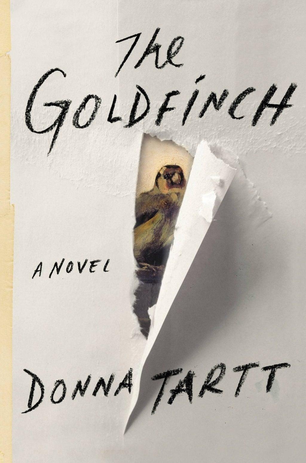 The Goldfinch by Donna Tartt
