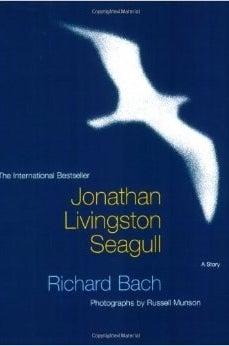 Jonathan Livingston Seagull by Richard Bach