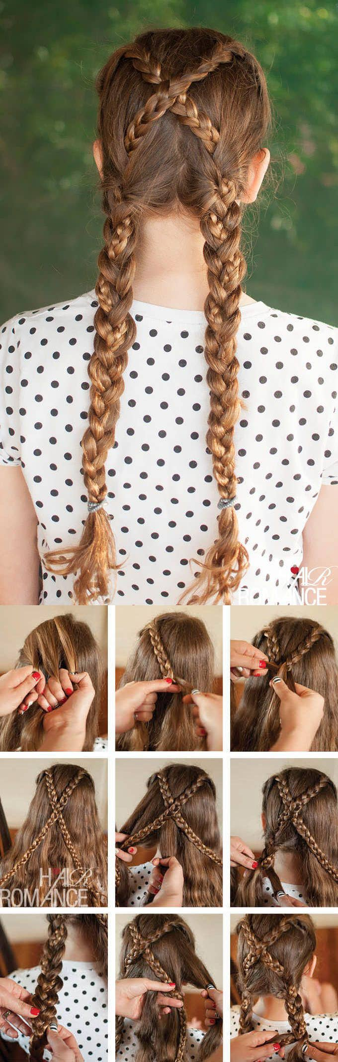 10 beautiful hair tutorials to unleash your inner disney princess learn this style here baditri Gallery