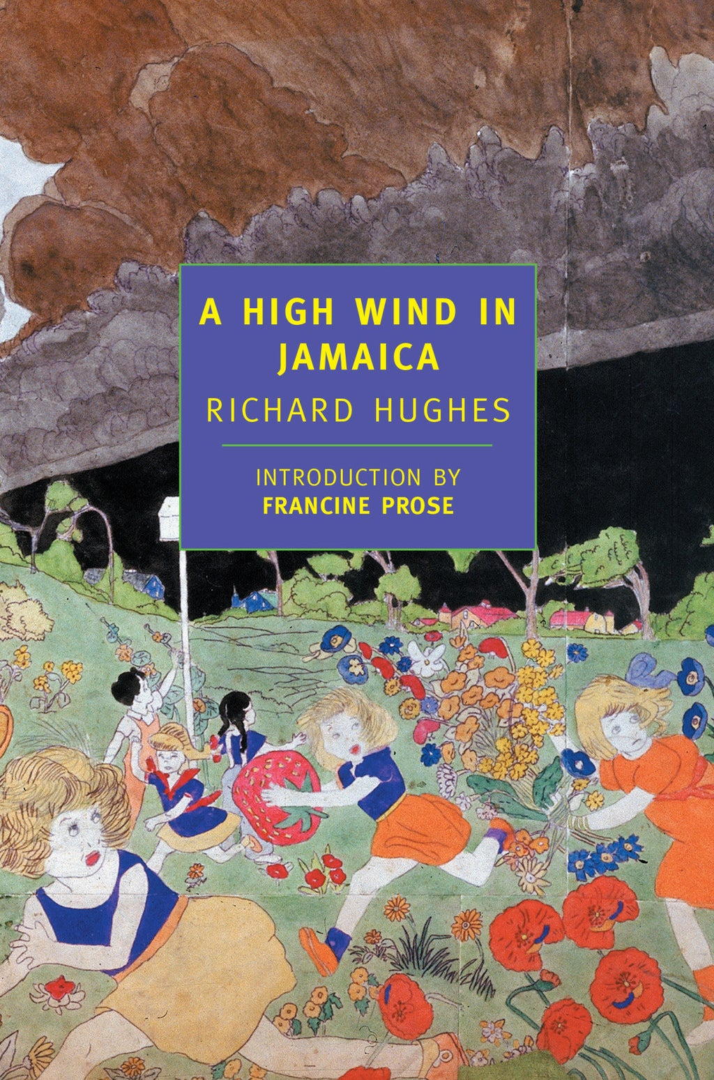 A High Wind in Jamaica by Richard Hughes