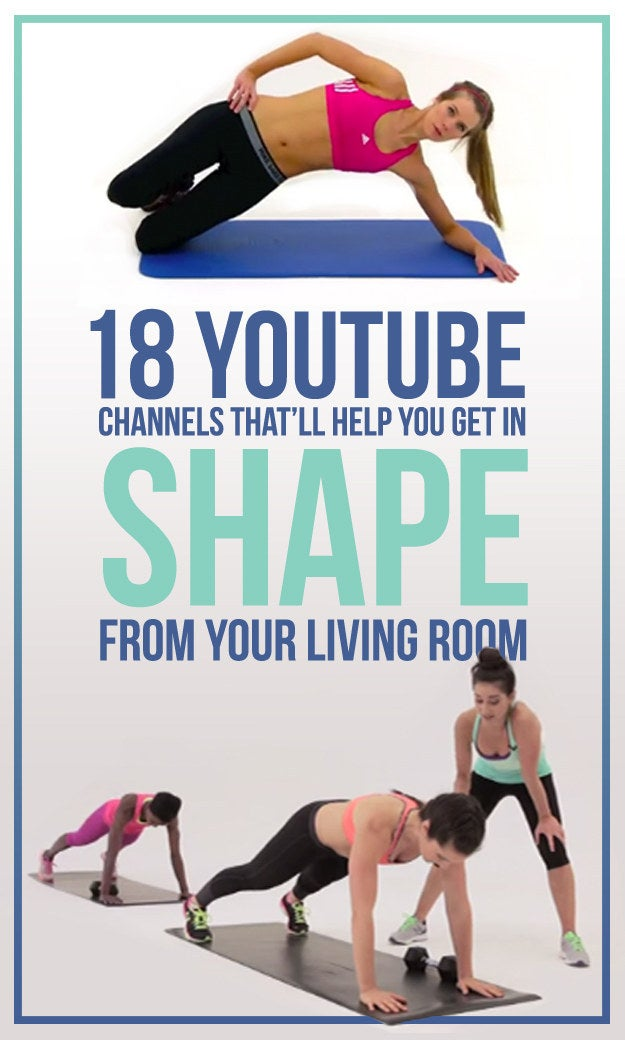 These 18 Channels Are All You Need To Get In Shape