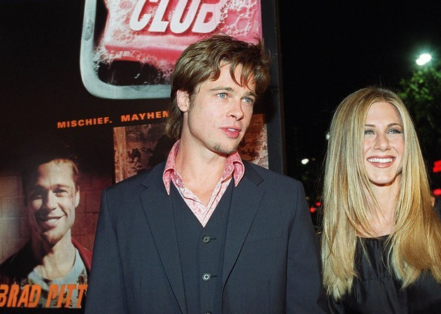Jennifer Aniston & Brad Pitt's Marriage