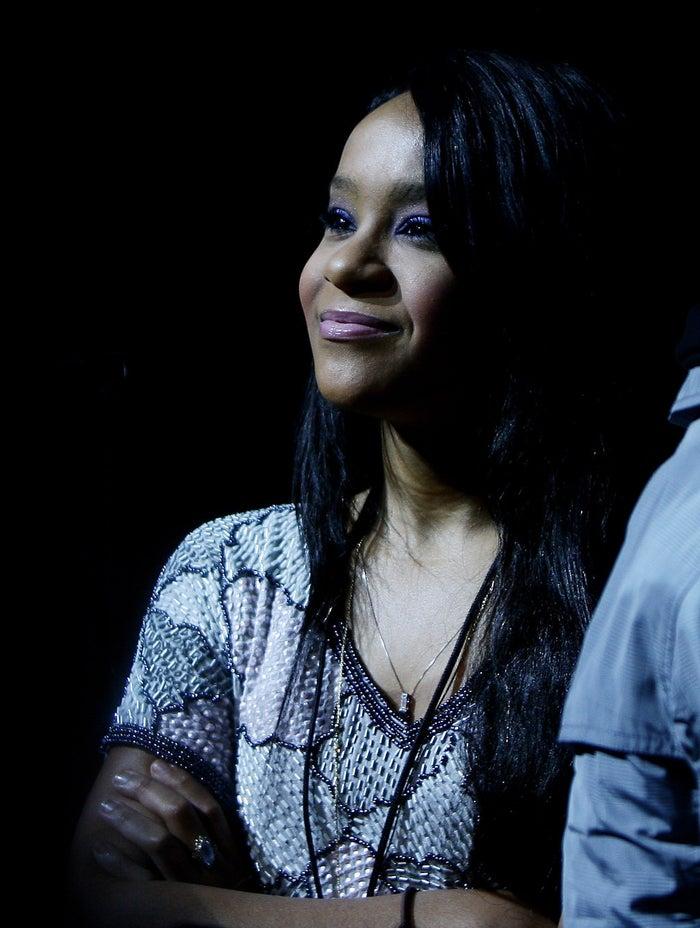 Bobbi Kristina Brown in 2010.