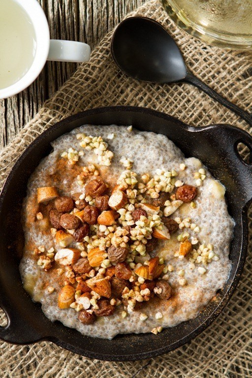Or pull together some slow-cooker oats.