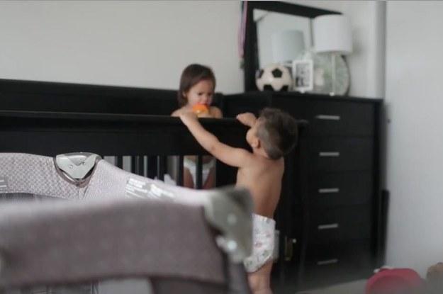 Hidden Camera Captures The Secret Lives Of Babies