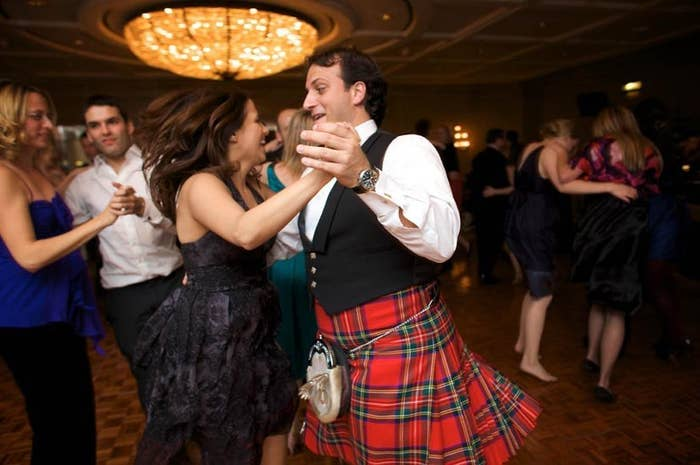 f71ed51a61d It isn  x27 t a Scottish wedding without a cèilidh