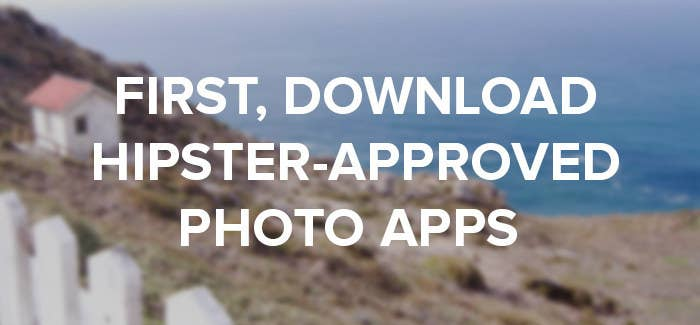 VSCOcam Free IOS And Android Is A Vintage Hipster Favorite How