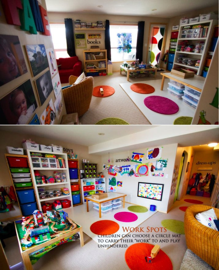 Create A Room 27 ridiculously cool homeschool rooms that will inspire you