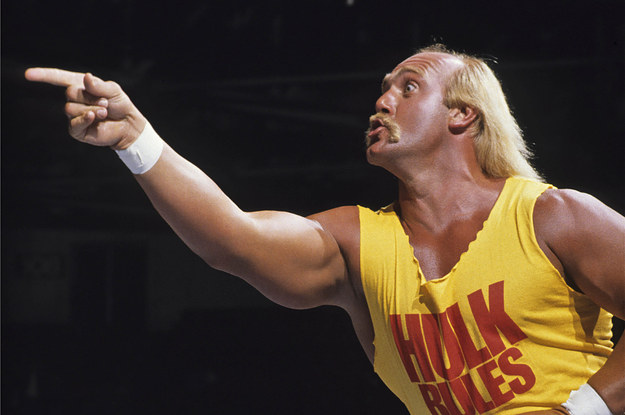 Tell Me About Yourself(ie): Hulk Hogan