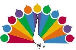 The 1956 NBC logo.