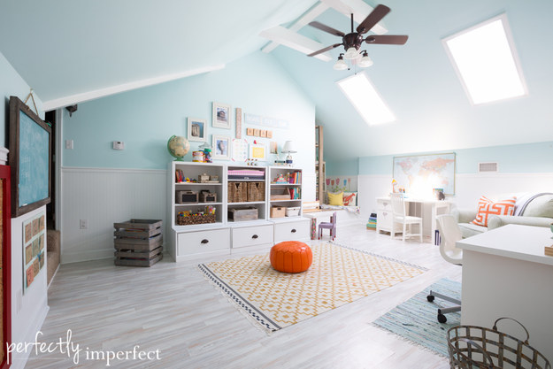 Classroom Ideas Buzzfeed ~ Ridiculously cool homeschool rooms that will inspire you