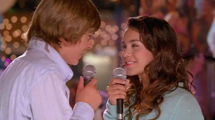 troy and gabriella songs