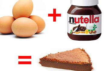 34 Insanely Simple Two Ingredient Recipes