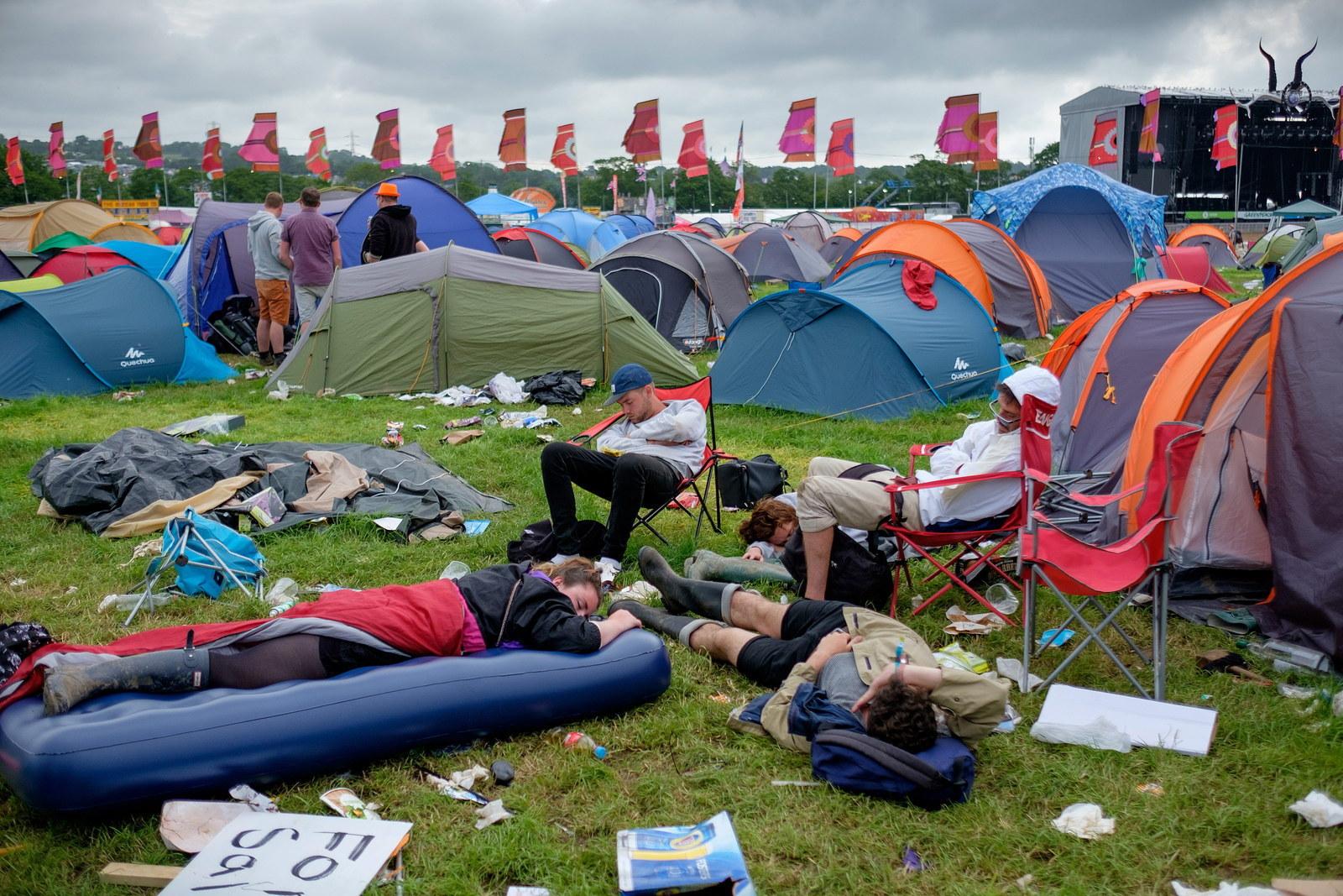 Фото после фестиваля нашествие