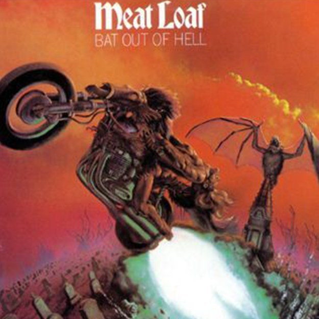 2. Meat Loat - Bat Out Of Hell