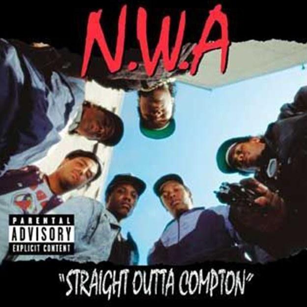 4. N.W.A. - Straight Outta Compton