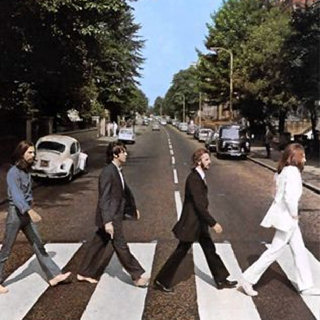 1. The Beatles - Abbey Road