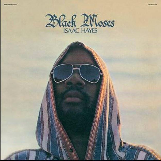 8. Isaac Hayes - Black Moses