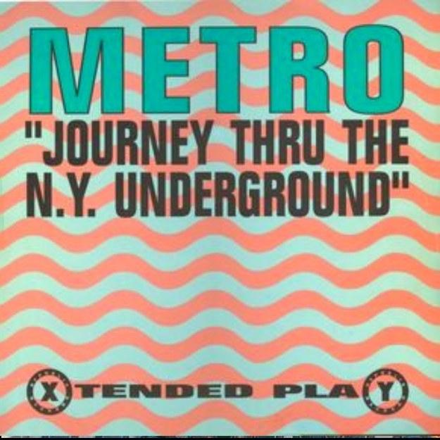 10. METRO - Journey Thru The NY Underground