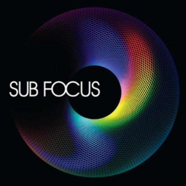 9. Sub Focus - Sub Focus