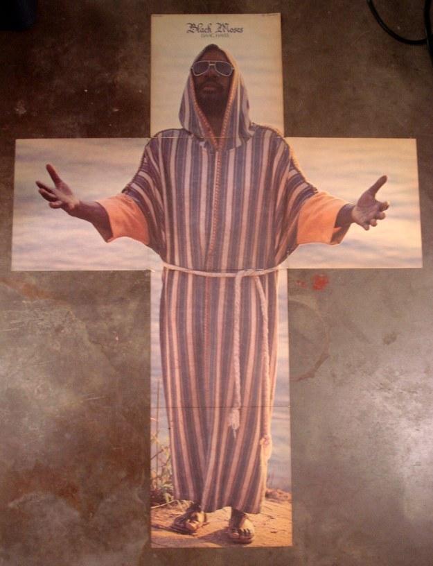 Black Moses Album Insert