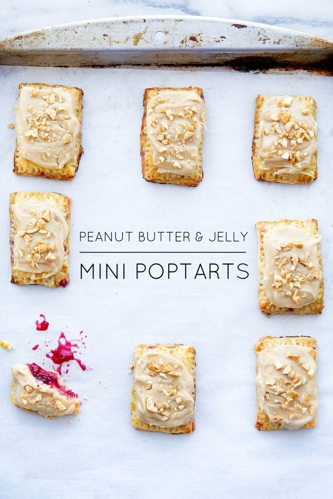 They're basically pies you can eat for breakfast. You're welcome. Recipe here.