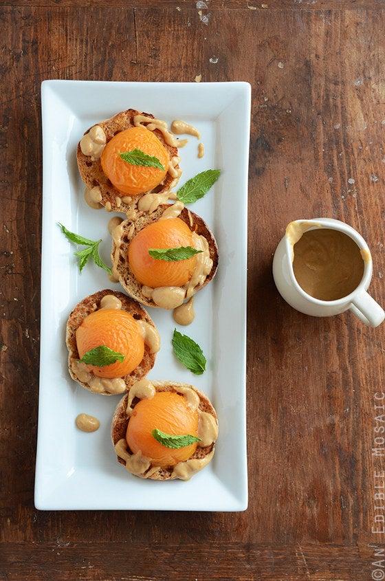 A sweet twist on a brunch favorite. Recipe here.