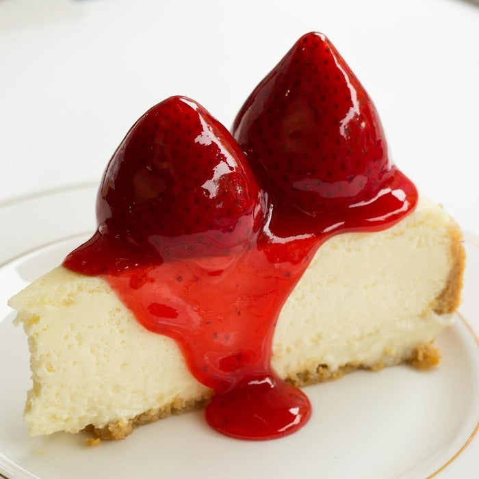 Eileen's gives you a warm, homey feeling the second you walk into it's downtown shop. The cheesecake is similarly comforting, topped with juicy strawberries. It'll make you feel perfectly at home in the big city.