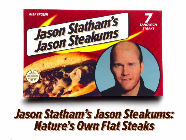 """Chris Pratt's Impersonation Of Jason Statham In This Unaired """"SNL"""" Sketch Is Pure Gold"""