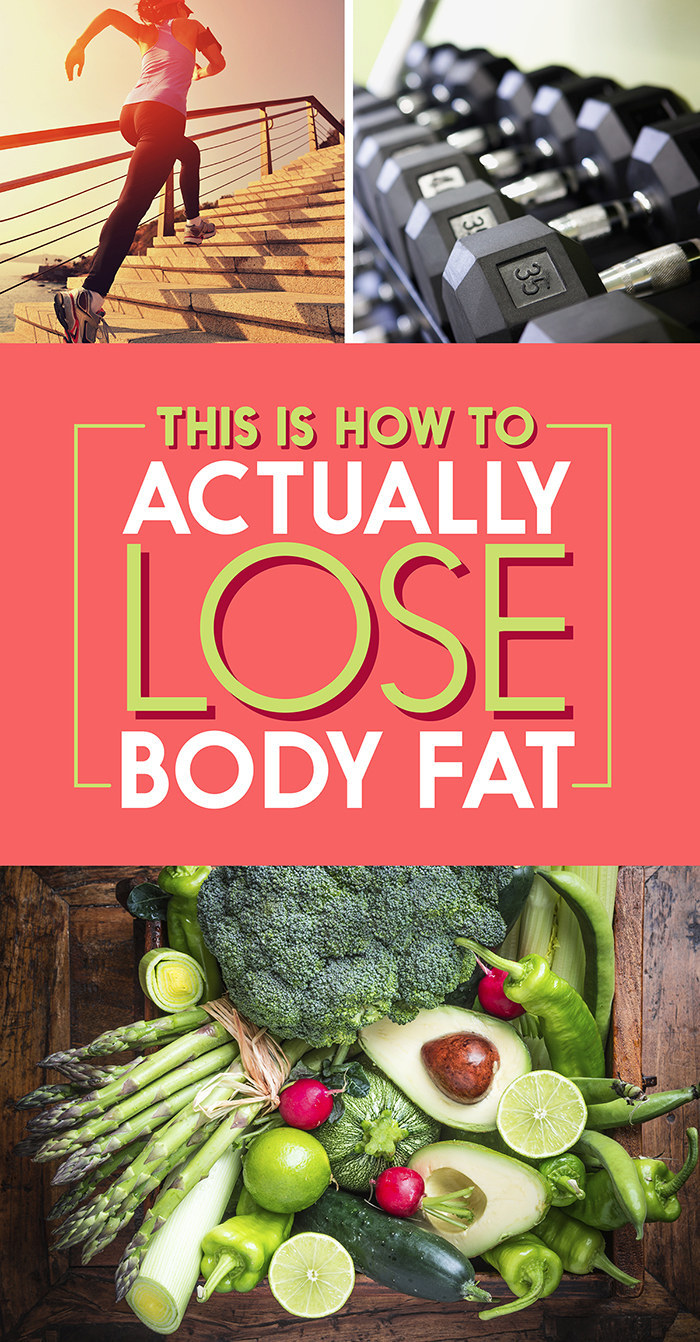eating to lose body fat