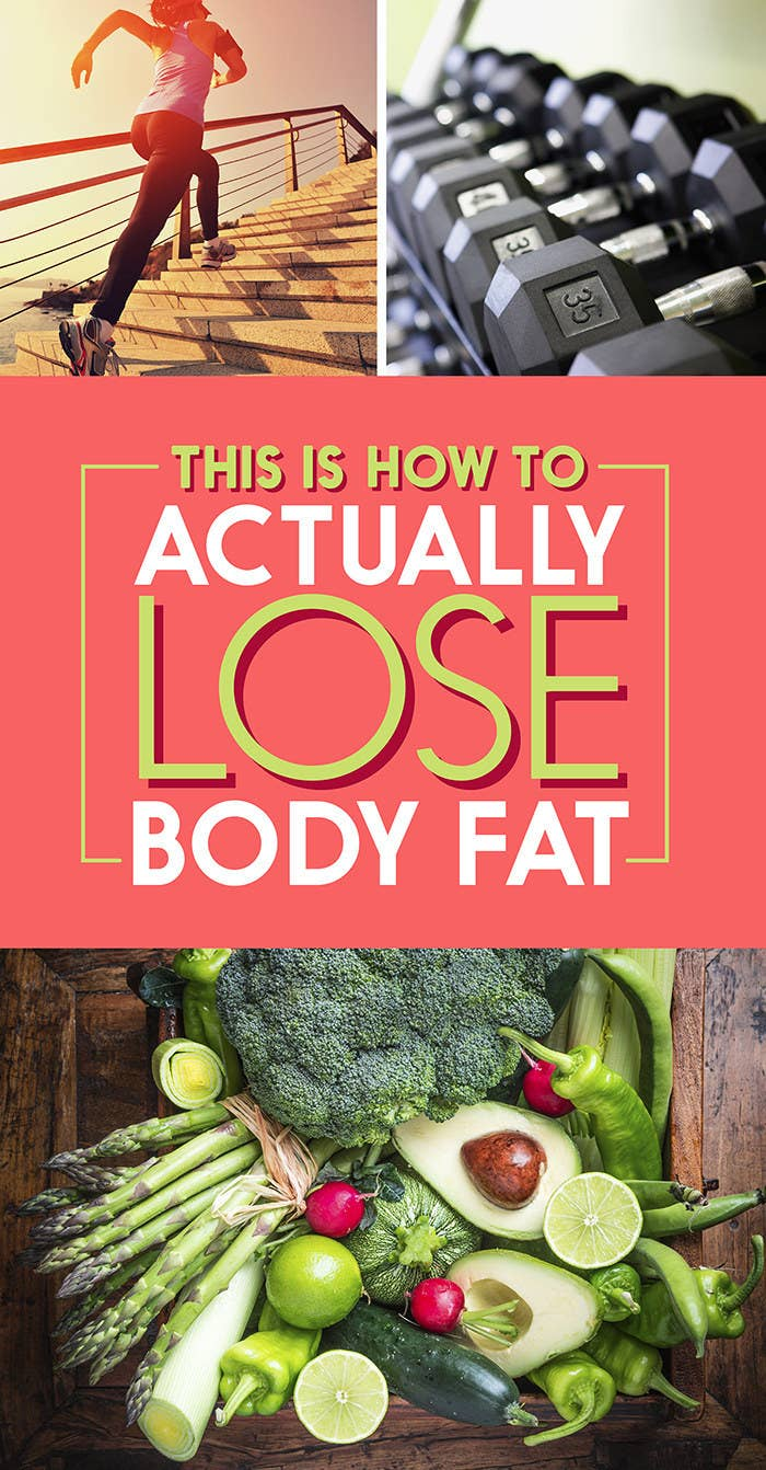 Here S Everything You Need To Know To Actually Lose Body Fat