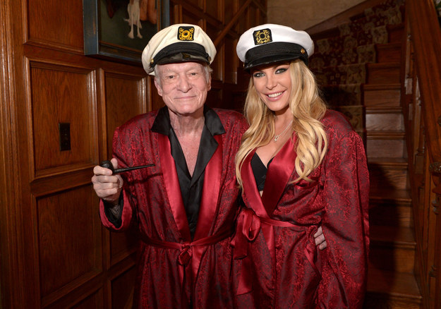 "Hefner said that Madison and Down the Rabbit Hole ""rewrite history."""