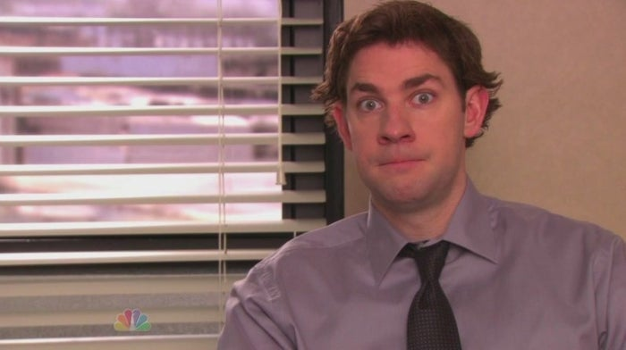 """When Michael asks """"Who's that band from Scranton? Is it U2?"""", he can barely finish the question before Jim replies """"Yes."""" There's no lag time. No thought. It's a reflex, one that Jim himself may be powerless to control. While the lie seems harmless, bear in mind that Michael is searching for a song to impress the woman he'll eventually marry, a move Jim can't help but sabotage. Emotionally healthy people simply cannot lie this easily. Jim does it in almost every episode."""