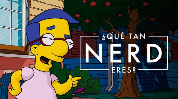 Take this quiz and measure yourself against nerd standards in Mexico. Nerds are universal!